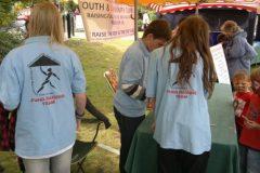 Fundraising at Waitrose Fair