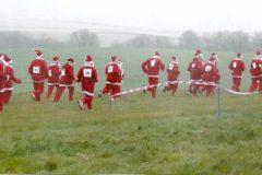 Badbury Rings 2013 - Our Santa is here somewhere?