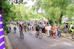 Bike Ride 2011 - Start